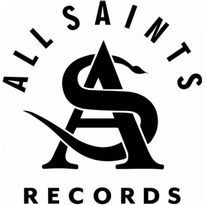 All Saints Records Logo Vector Download