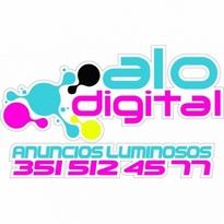 Alo Digital Logo Vector Download