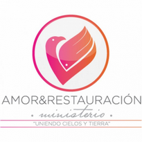 Amor Y Restauracin Logo Vector Download
