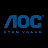Aoc Monitors Logo Vector Download