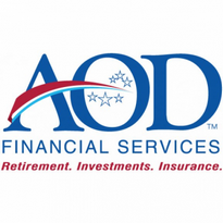 Aod Financial Services Logo Vector Download
