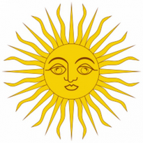 Argentina Sun Logo Vector Download