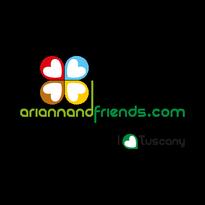 Arianna 038 Friends Logo Vector Download