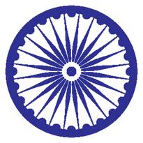 Ashoka Chakra Logo Vector Download