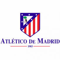 Atletico De Madrid Logo Vector Download