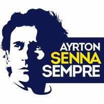 Ayrton Senna Sempre Logo Vector Download
