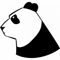 Bad Panda Logo Vector Download