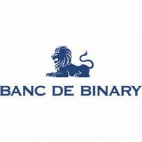Banc De Binary Logo Vector Download
