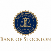 Bank Of Stockton Logo Vector Download