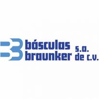 Basculas Braunker Sa De Cv Logo Vector Download