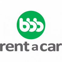 Bbb Rent A Car Logo Vector Download