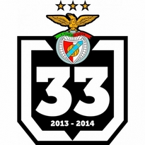 Benfica 33 Logo Vector Download