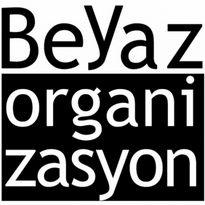 Beyaz Organizasyon Logo Vector Download