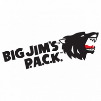 big jim wolf pack logo vector