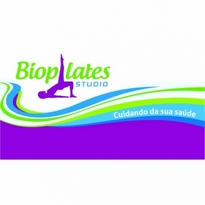 Biopilates Studio Logo Vector Download