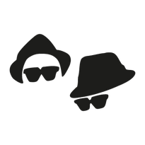 Blues Brothers Logo Vector Download