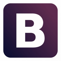 Bootstrap Framework Logo Vector Download