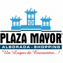 Cc Plaza Mayor Alborada Shopping Logo Vector Download