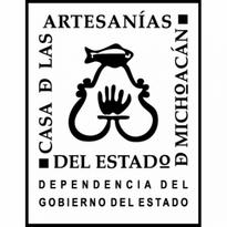 casa de las artesanas del estado de michoacn logo vector