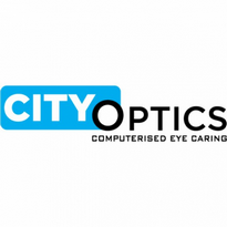 City Optics Logo Vector Download