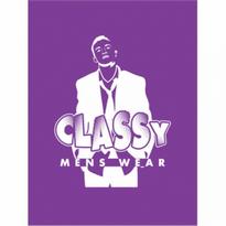 Classy Mens Wear Logo Vector Download
