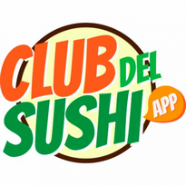Club Del Sushi Logo Vector Download
