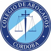 colegio de abogados crdoba logo vector
