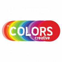 colors creative logo vector