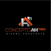 Concepto Ah3 Logo Vector Download