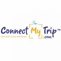 Connect My Trip Logo Vector Download