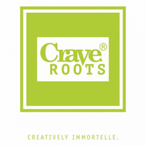 Crave Roots Logo Vector Download