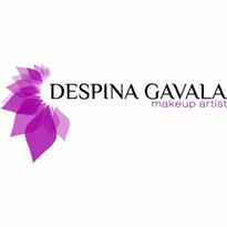 Despina Gavala  Makeup Artist Logo Vector Download