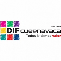 Dif Cuernavaca Logo Vector Download