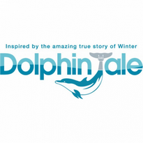 Dolphin Tale Logo Vector Download