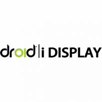 Droid I Display Logo Vector Download