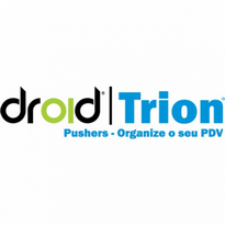 droid trion logo vector