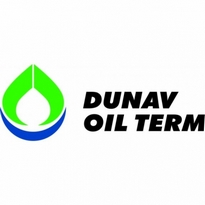 Dunav Oil Term Logo Vector Download