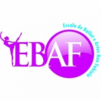 Ebaf Escola Ballet Logo Vector Download