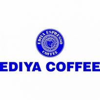 Ediya Coffee Logo Vector Download