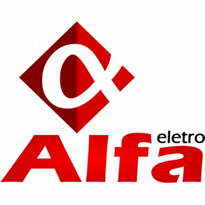 Eletro Alfa Logo Vector Download
