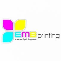 Emb Pinting Logo Vector Download