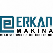 Erkan Makina Logo Vector Download