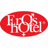Eros Hotel Logo Vector Download