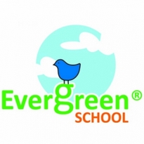 Evergreen School Logo Vector Download