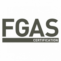 Fgas Certificate Logo Vector Download