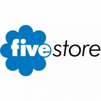 Five Store Logo Vector Download
