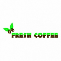 Fresh Coffee Logo Vector Download