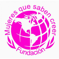 Fundacion Mujeres Que Saben Crecer Logo Vector Download