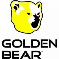 Golden Bear Logo Vector Download