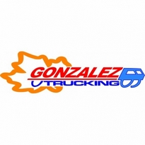 Gonzalez Trucking Logo Vector Download